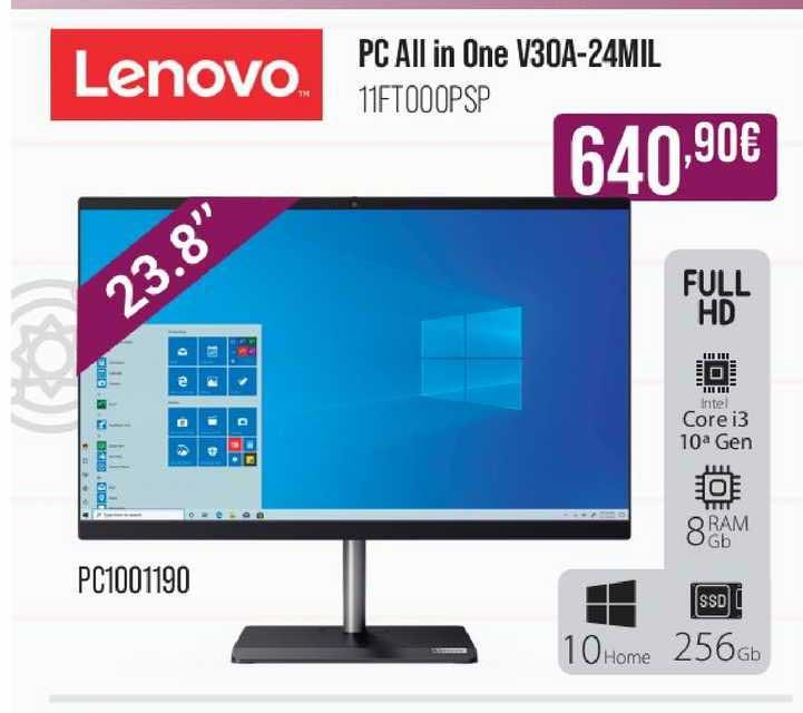 MR Micro Lenovo Pc All In One V3a-24mil