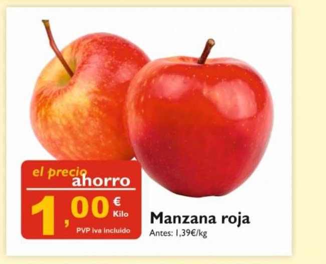Cash Ecofamilia Manzana Roja