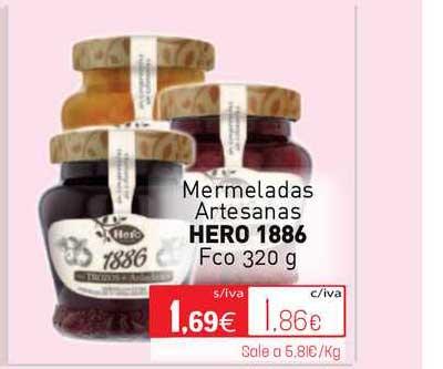 Cuevas Cash Mermeladas Artesanas Hero 1886
