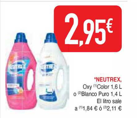 Masymas Neutrex Oxy Color O Blanco Puro