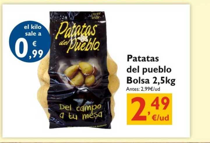Cash Ecofamilia Patatas Del Pueblo Bolsa