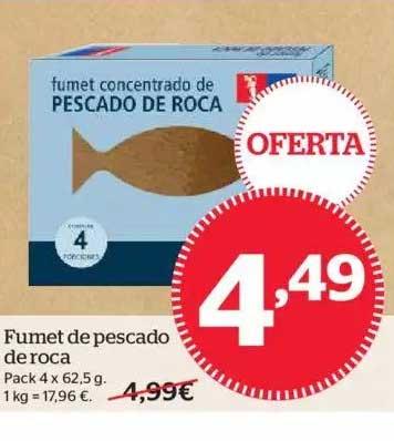 La Sirena Fumet De Pescado De Roca