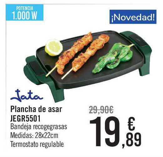 Carrefour Jata Plancha De Asar Jegr5501