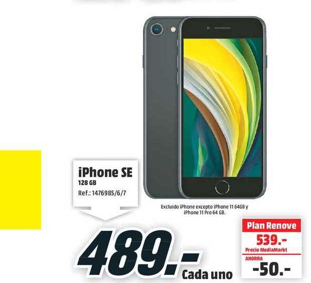 MediaMarkt IPhone SE 128 GB