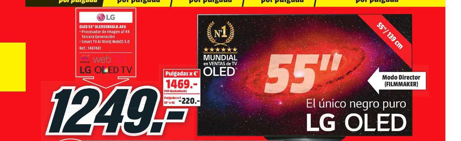 MediaMarkt LG OLED 55