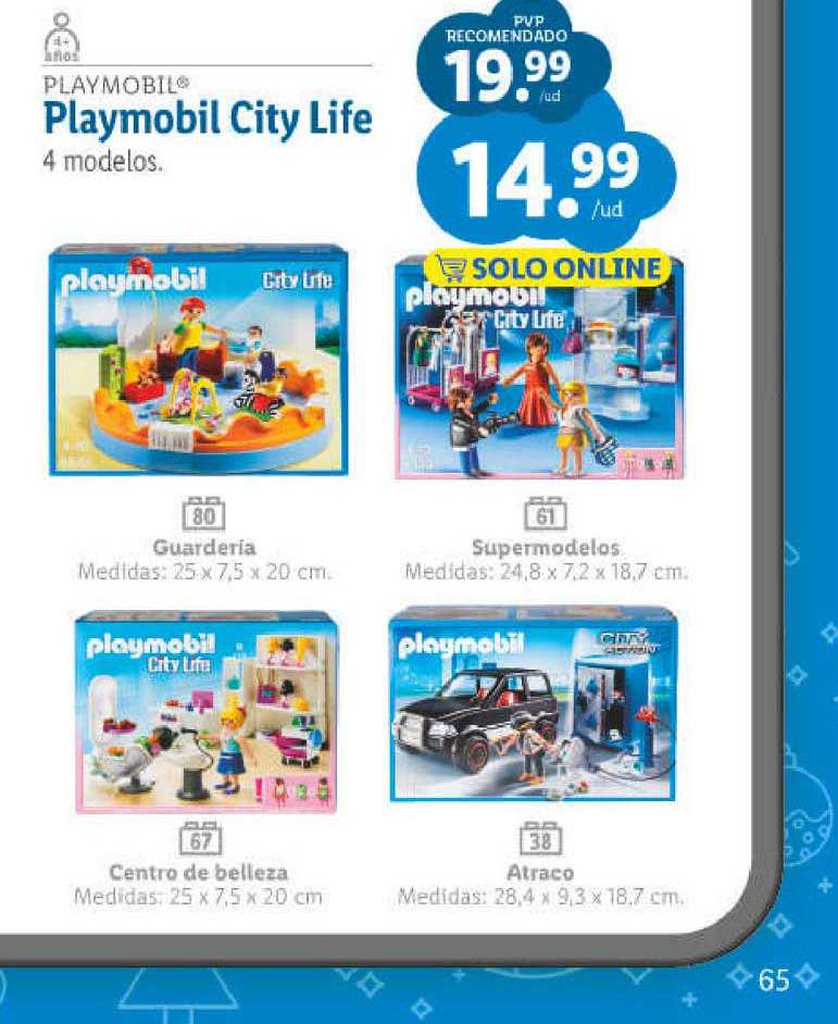 LIDL Playmobil Playmobil City Life