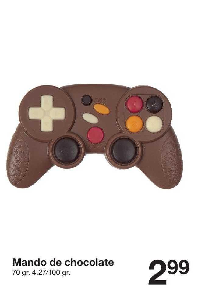 Zeeman Mando De Chocolate