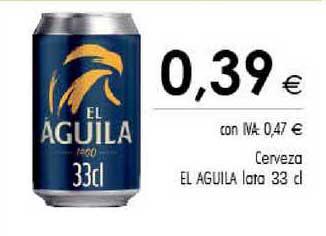 Cash Ifa Cerveza El Aguila