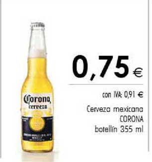Cash Ifa Cerveza Mexicana Corona