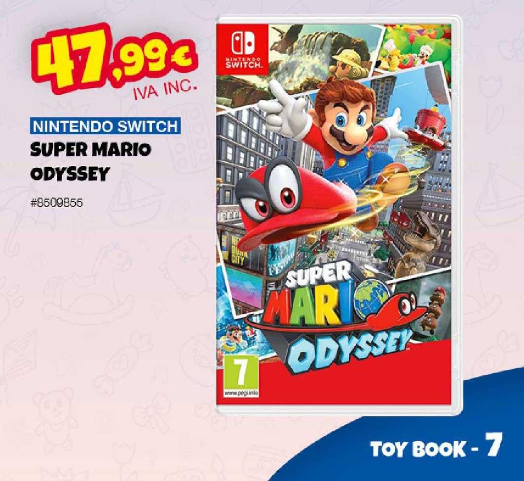 Costco Nintendo Switch Super Mario Odyssey