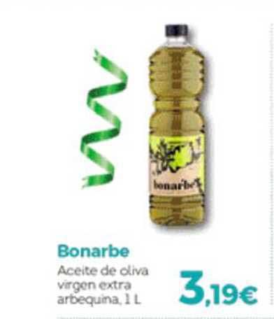 Hiber Bonarbe Aceite De Oliva Virgen Extra Arbequina, 1 L