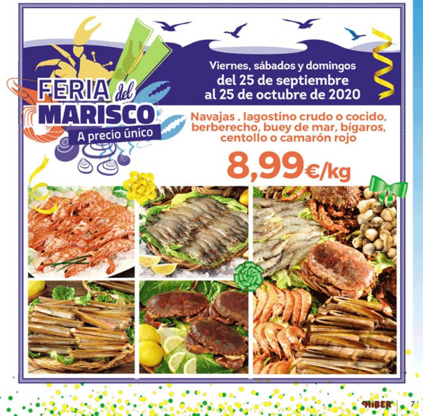 Hiber Feria Del Marisco