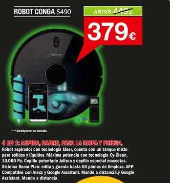 Milar Robot Conga 5490