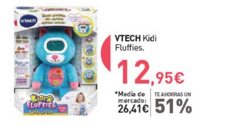 Primaprix Te Ahorras Un 51% Vtech Kidi Fluffies