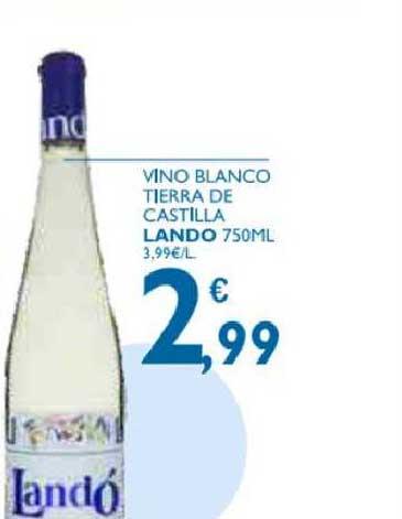 Supermercados La Despensa Vino Blanco Tierra De Castilla Lando