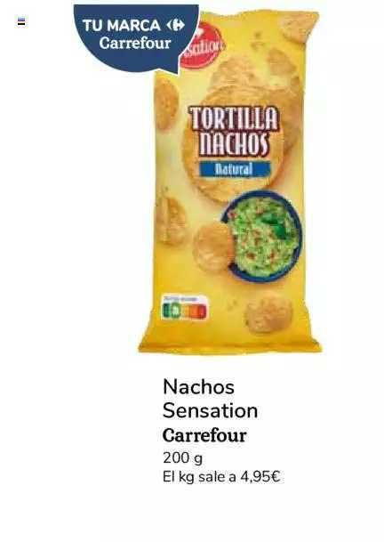 Carrefour Express Nachos Sensation Carrefour