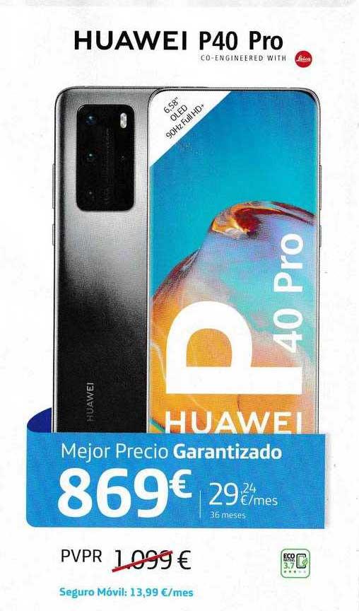 Movistar Huawei P40 Pro