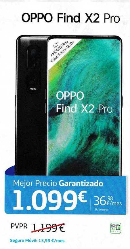 Movistar Oppo Find X2 Pro