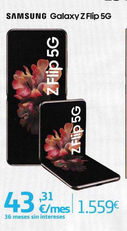 Movistar Samsung Galaxy Z Flip 5G