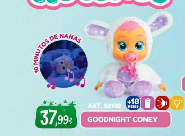 Juguetilandia Goodnight Coney