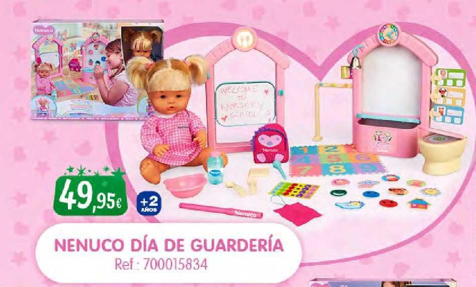 Juguetilandia Nenuco Día De Guardería