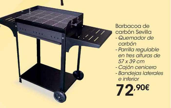 EROSKI Barbacoa De Carbón Sevilla