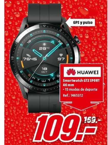 MediaMarkt Huawei Smartwatch Gt2 Sport