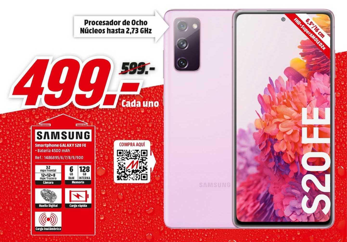 MediaMarkt Samsung Smartphone Galaxy S20 Fe