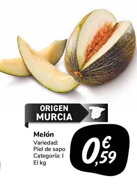 Carrefour Market Melón