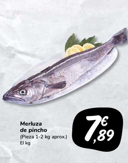 Carrefour Market Merluza De Pincho