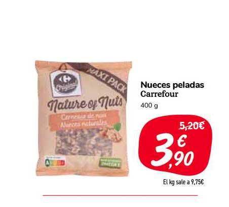 Carrefour Market Nueces Peladas Carrefour