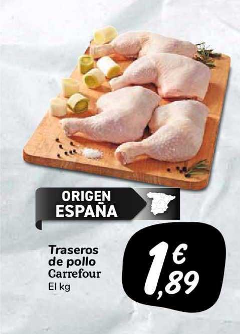 Carrefour Market Traseros De Pollo Carrefour