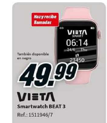 MediaMarkt Vieta Smartwatch Beat 3