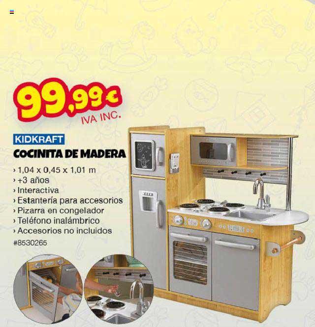 Costco Kidkraft Cocinita De Madera