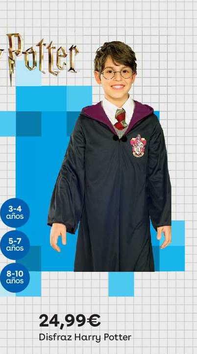 ToysRUs Disfraz Harry Potter