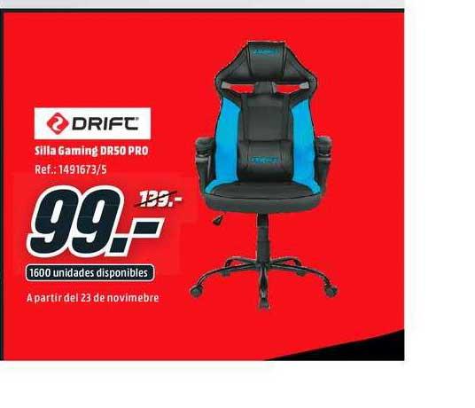 Oferta Gaming Pro Silla Para Gaming Y Oficina En Aldi