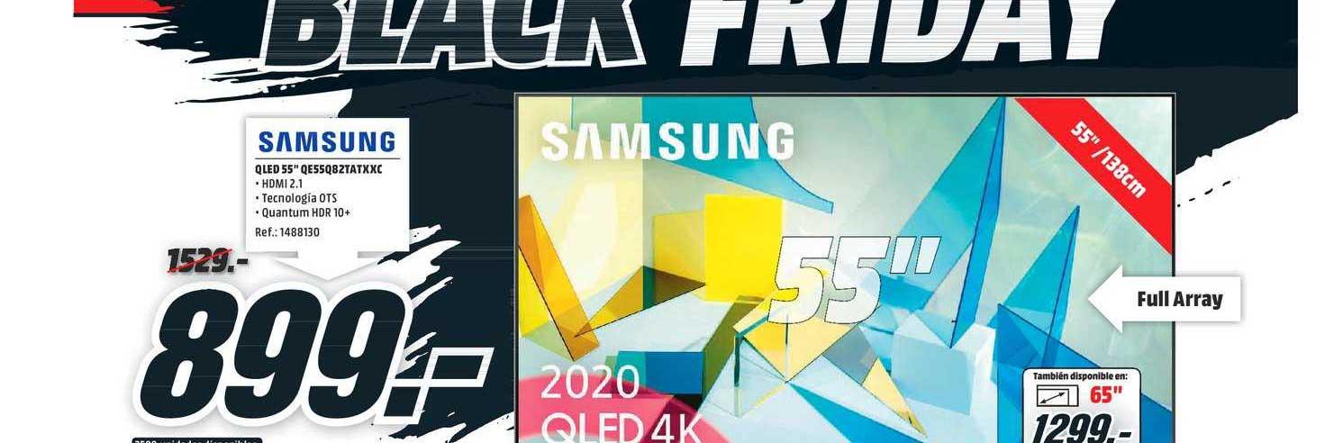 MediaMarkt Samsung Qled 55