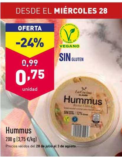 ALDI Hummus