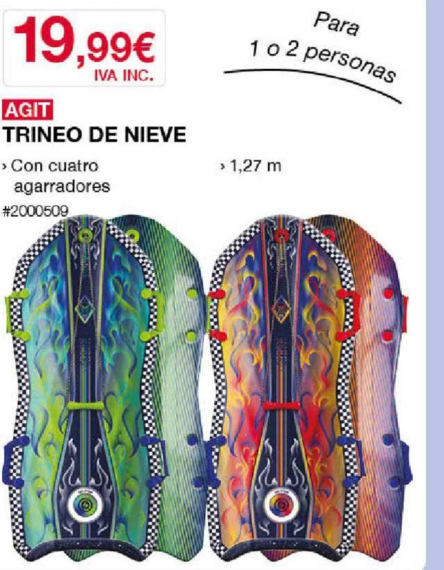 Costco Agit Trineo De Nieve