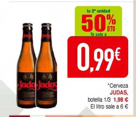 Masymas Cerveza Judas, 1 ∕ 3