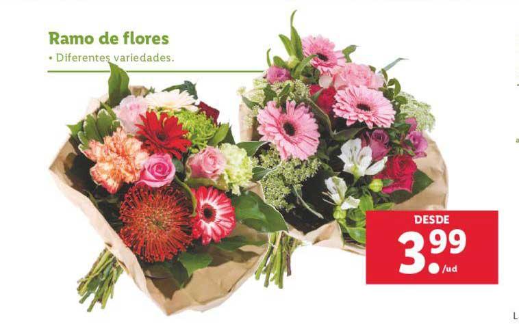 LIDL Ramo De Flores