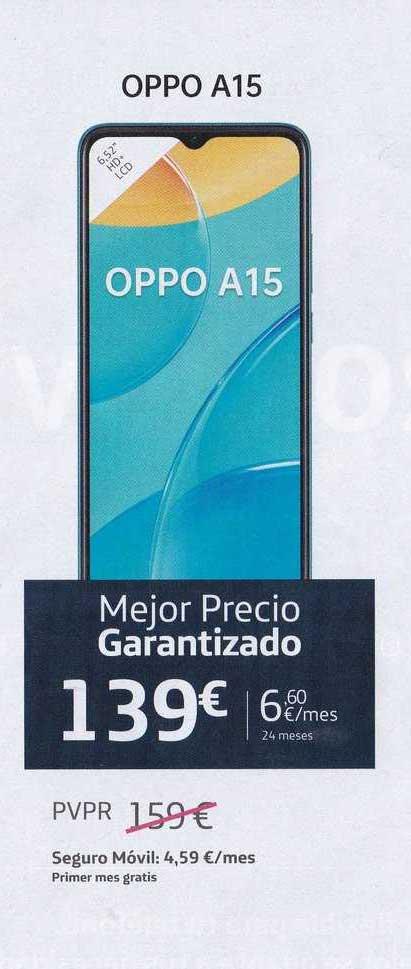 Movistar Oppo A15