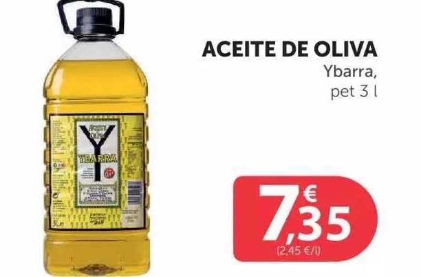 SPAR Aceite De Oliva Ybarra