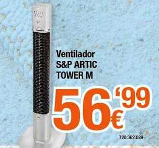 Expert Ventilador S&p Artic Tower M