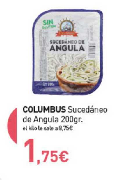 Primaprix Columbus Sucedáneo De Angula 200gr.