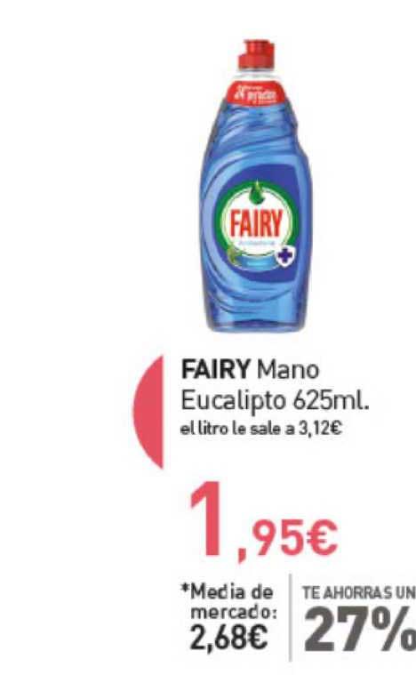 Primaprix Fairy Mano Eucalipto 625ml