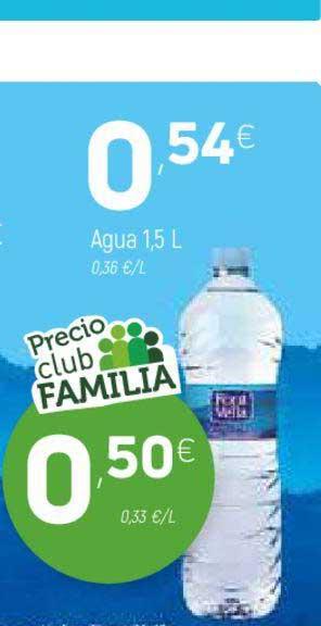 Coviran Agua 1.5 L
