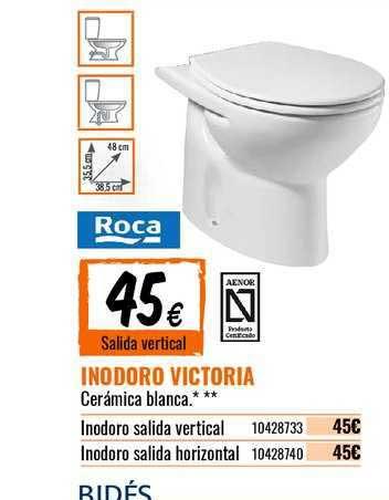 Bricomart Inodoro Victoria