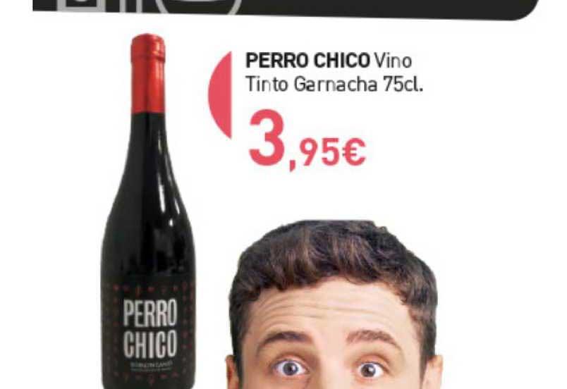 Primaprix Perro Chico Vino Tinto Garnacha 75cl