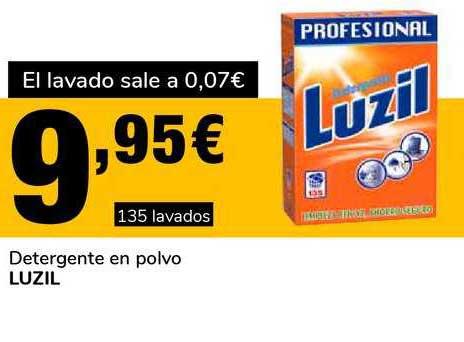 Supeco Detergente En Polvo Luzil
